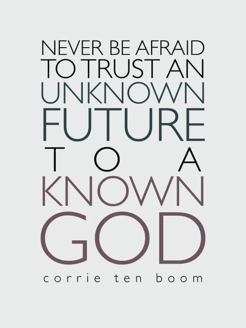 Never be afraid to trust.jpg