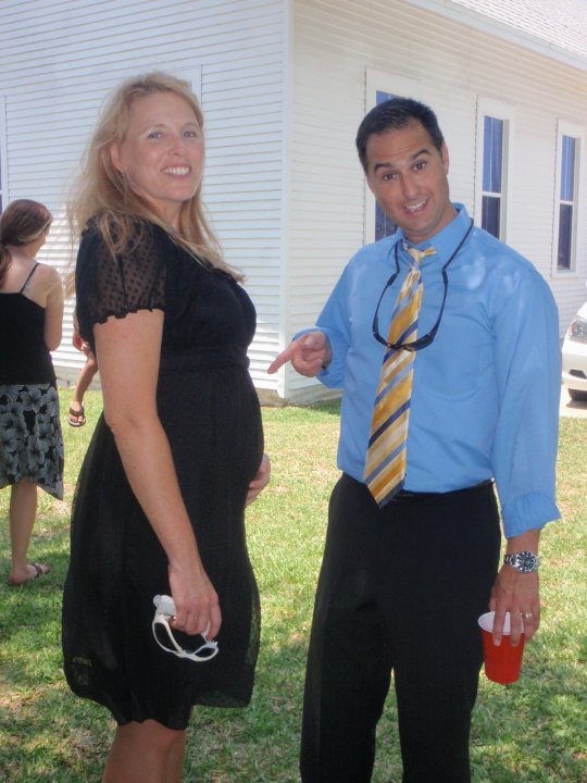 Prego Pic at Mom's Funeral June 2010.jpg
